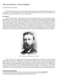 John Louis Emil Dreyer – Eine kurze Biografie
