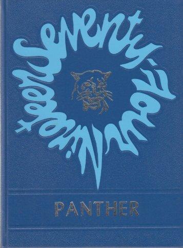 1974 - Paradise Independent School District, Paradise, Texas