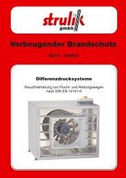 Vorbeugender Brandschutz - Strulik GmbH
