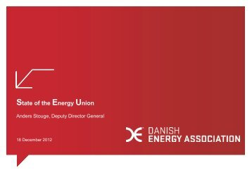 Dansk Energi Slide 4 3 UK - World Energy Council