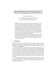 Incremental Dense Reconstruction from Sparse 3D Points with an ...