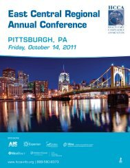 East Central Regional Annual Conference - Western Pennsylvania ...