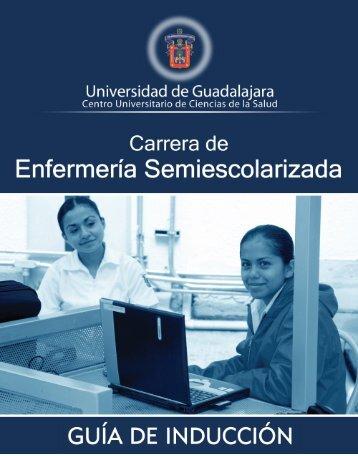 Carrera en Enfermería Semiescolarizada - Centro Universitario de ...