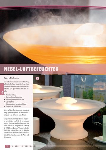 NEBEL-LUFTBEFEUCHTER - ESC-J.Adler