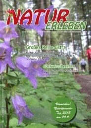 Ausgabe 2013, Nr. 1 - Naturfreunde Wien