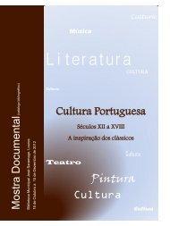 literatura - Câmara Municipal de Loures