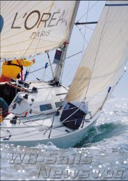 WB-Sails News 1999