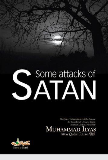 Some attacks of Satan - Islamic School System - Dawat-e-Islami