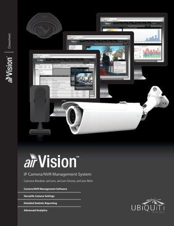 IP Camera/NVR Management System