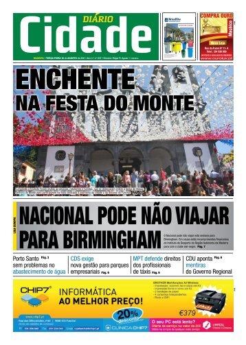 Porto Santo sem problemas no abastecimento de ... - Cidade NET
