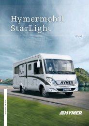 Hymer B StarLight 2013 - Norsk - Kroken Caravan