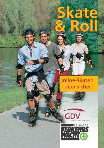 Skate & Roll - Verkehrswacht Medien & Service- Centers