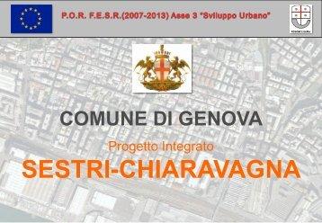 presentazione - Urban Center - Comune di Genova