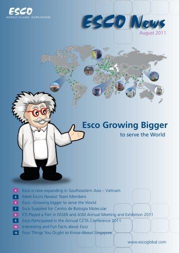 4 Esco - Esco Labculture