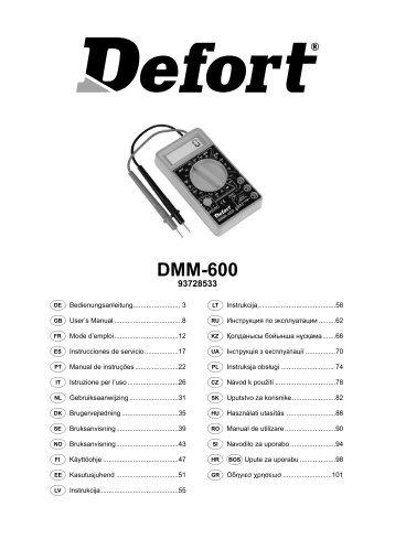 Multimeter Magazines