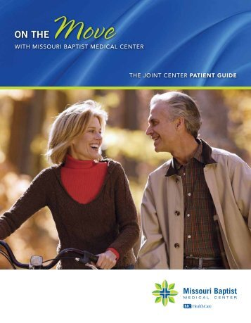 To learn more, download your free copy of The Joint Center Patient ...