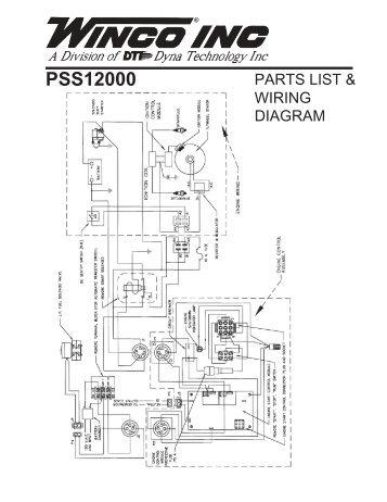 60701 095 parts list pss8000p winco generators 60701 097 parts list pss12000a b c winco asfbconference2016 Image collections