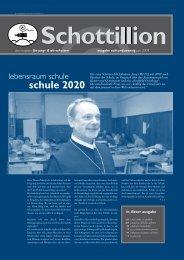 Schottillion Ausgabe Nr. 28 - Alt-Schotten