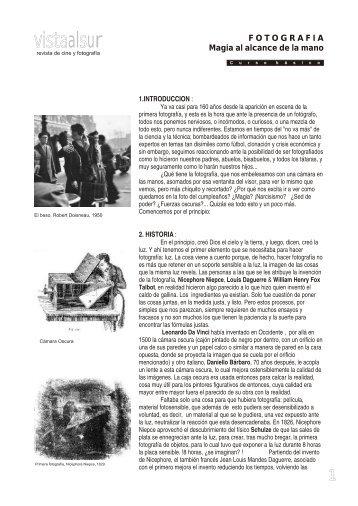 curso fotografía básico - Nelson Cárdenas