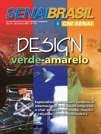 Nº 114 - Novembro - CNI - Senai