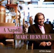 MARC HERVIEUX A Napoli