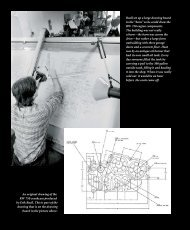 """Buell set up a large drawing board in the """"barn ... - Whitehorse Gear"""