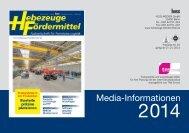 Hebezeuge Fördermittel - huss Verlag