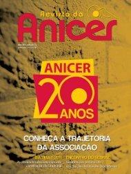 Faça o download do pdf da Revista 73 aqui - Anicer