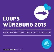 LUUPS WÜRZBURG 2013