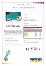 NeoPro® Chloroprene Gloves