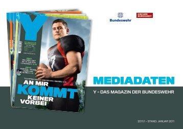 mediadaten - Y
