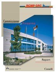 RCMP firearm Report 07-e.qxp:Layout 1 - YWCA Canada