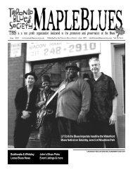Braithwaite & Whiteley Loose Blues News John's Blues Picks Event ...