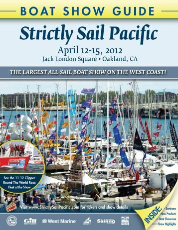 2012 Strictly Sail Pacific Planner (9.74 MB) - Latitude 38