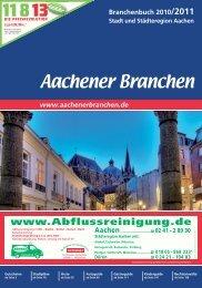 Aachener Branchen