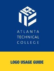 LOGO USAGE GUIDE - Atlanta Technical College