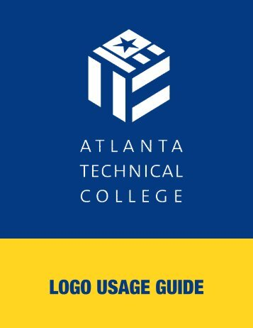 LOGO USAGE GUIDE - Atlanta Technical College