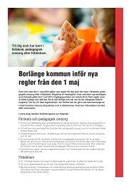 Information till föräldrar.pdf - Borlänge kommun