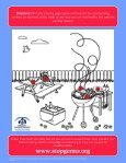 BBQ Basics Tip Sheet and Coloring Page - Stop Germs - Page 2