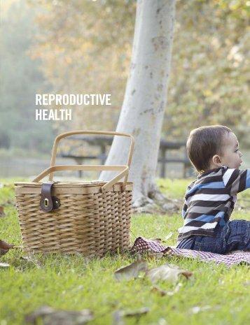 REPRODUCTIVE HEALTH - MDA