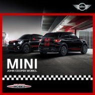 mini john cooper works family - MINI.my