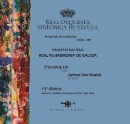 15 abono 0809 - Real Orquesta Sinfónica de Sevilla