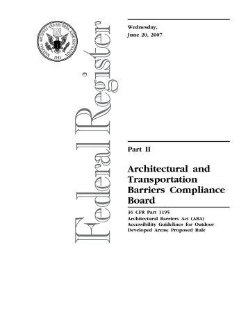 (nprm(1).pdf) - United States Access Board