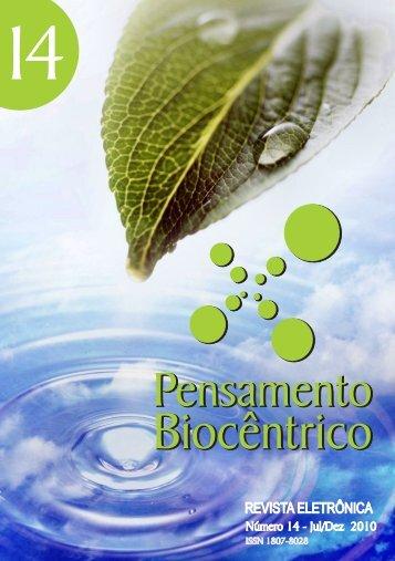 Pensamento Biocêntrico