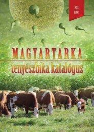 2012. július - Magyartarka Tenyésztők Egyesülete