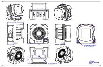 OptiTrack S250e Technical Drawings.pdf - NaturalPoint