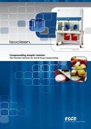 Compounding Aseptic Isolator - Laboline