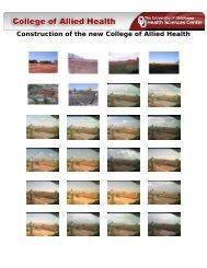 Photo Album - College of Allied Health