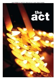 issue number 40 • june 2010 • mica (p) 018/11 ... - Action for AIDS