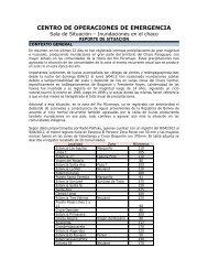 CENTRO DE OPERACIONES DE EMERGENCIA - Iepala